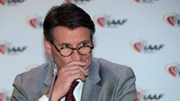IAAF President Coe is questioned by Parliament's Culture, Media and Sport Select Committee