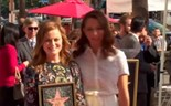 Amy Poehler gets Hollywood Walk of Fame star
