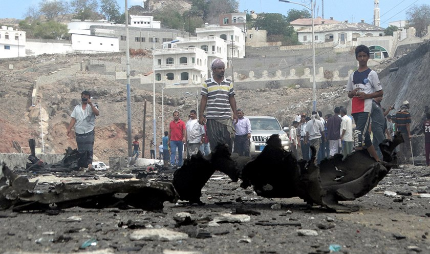 Yemen's Aden governor killed in car bombing claimed by Islamic State