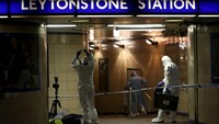 """Knife attack in London metro seen as possible """"terror incident"""""""