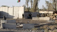 Taliban attack Kandahar airport