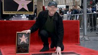 Ron Howard gets second star in Hollywood