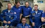First Briton arrives on International Space Station