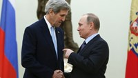 Kerry says Russia, U.S. can work together on Syria