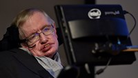 Stephen Hawking launches new award for science communication