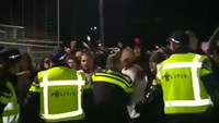 Riot in Dutch town over proposal for asylum-seeker center