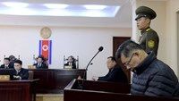 North Korea sentences Canadian pastor to life of hard labor