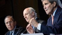 U.S., Russia bring ambitious Syria peace plan to U.N.