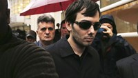 "Shkreli charged in ""Ponzi-like"" scheme"