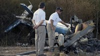Pilot error caused crash that killed French sports stars: probe