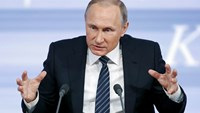 "Putin: Russia ready to use ""more military means"" in Syria if needed"