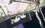 NASA spacewalk to fix ISS rail car