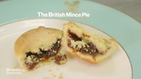 Britain's best mince pie 2015
