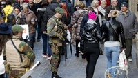 Security ramped up in Belgium