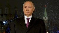 Putin praises Syria troops in New Year's message