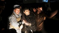 Boy killed after suicide bombing targets Kabul restaurant