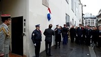 France pays tribute to Charlie Hebdo, Jewish shop victims