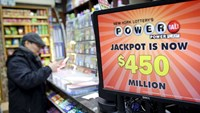 Fingers crossed for $450m Powerball jackpot