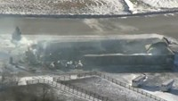 Fire at premier Canadian stable kills 43 racehorses