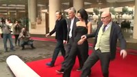 Red carpet rolled out ahead of Golden Globe Awards