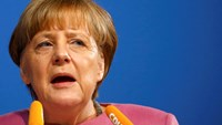 Merkel: Europe vulnerable in refugee crisis