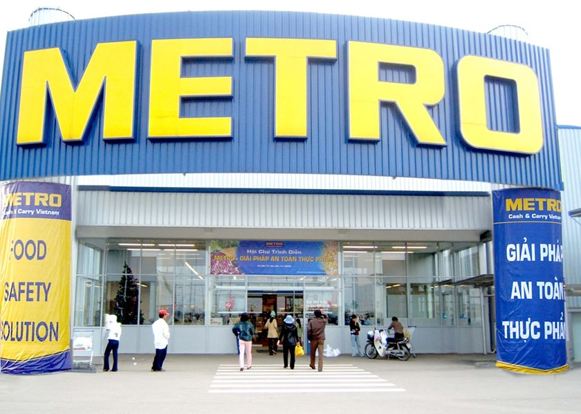 Metro said it had completed the sale of its cash-and-carry business in Vietnam successfully at the end of December 2015. File photo