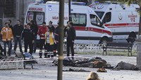 At least 10 killed in Istanbul blast