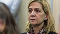 Spain's Princess Cristina on trial for tax fraud