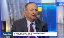 Summers: Global economy can't withstand four Fed hikes
