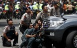 Suicide bombers, gunmen kill at least six in Indonesian capital