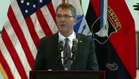 """Defense Secretary: Special U.S. targeting force """"now in place"""" in Iraq"""