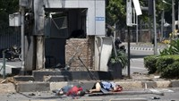 Explosions hit central Jakarta