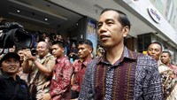 Jokowi tours blasts sites, says things are back to normal