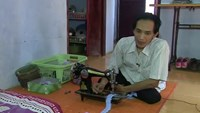 Craft skills give Indonesia's disabled new hope