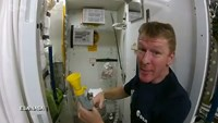 How to use toilet in the space: Tim Peake explains