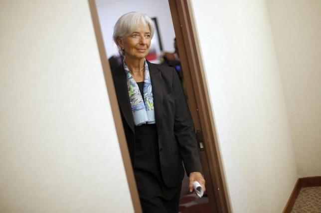 IMF opens search for top job; Lagarde has offered to serve again