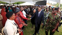 Kenyan president vows vengeance for Somalia attack
