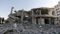 Air strike kills Yemeni judge and family: residents