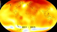 WMO says 2015 hottest year on record