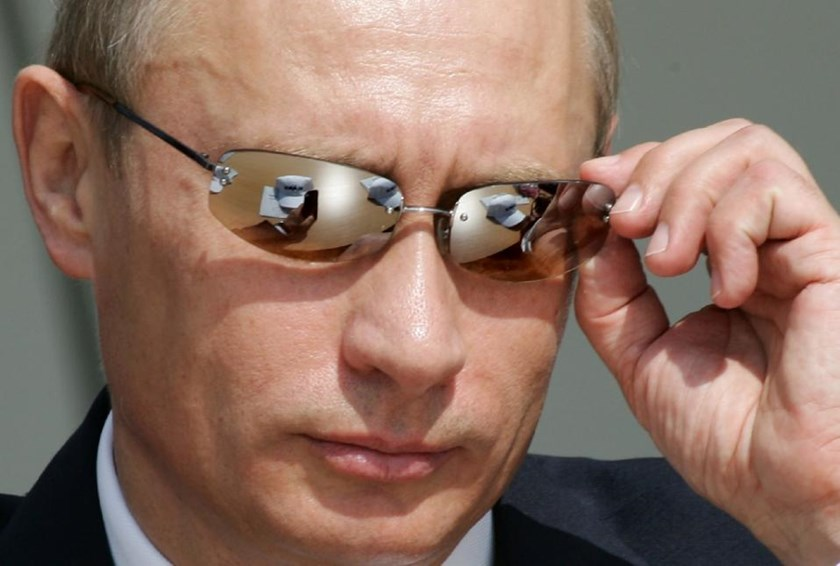 The BBC Panorama program cited a secret CIA report from 2007 stating that Vladimir Putin's wealth stood at around $40 billion. Photo: AFP/Mladen Antonov