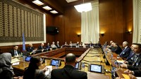 Diplomat says Syria talks a 'complete failure'