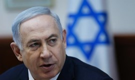 Netanyahu criticises French threat to recognise Palestinian state