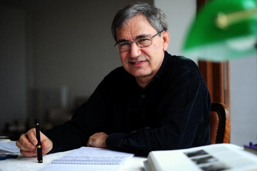 Nobel laureate author Orhan Pamuk was awarded the Nobel Prize for Literature in 2006. AFP/Ozan Kose