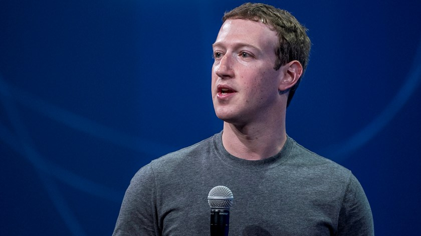 Facebook CEO Mark Zuckerberg. Photo: Bloomberg/David Paul Morris