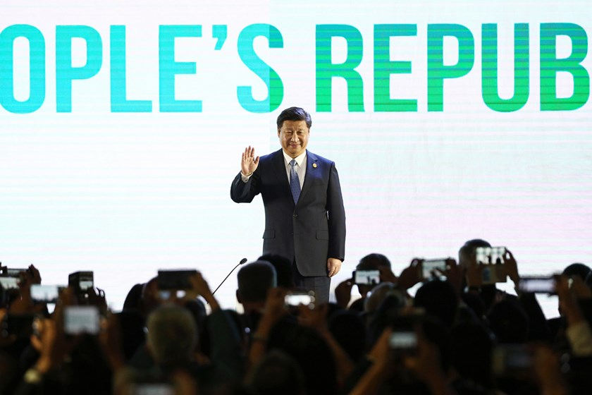 Xi Jinping, China's president. Photo: Bloomberg/SeongJoon Cho