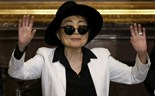 Yoko Ono brings a message of peace to Mexico