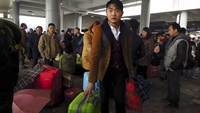 Economy blues hit China's workers