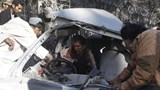 Pakistan suicide bomber kills 9, injures dozens