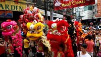 Lunar New Year celebrations around the world