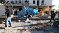 Aleppo offensive sparks new refugee crisis